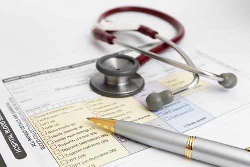Перевод медицинских документов или историй болезней